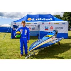 Eesti motosportlane,  Joonas Lember, naaseb MMilt hõbemedaliga